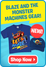 Shop Blaze & the Monster Machines