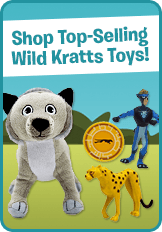 Shop Wild Kratts Toys Now